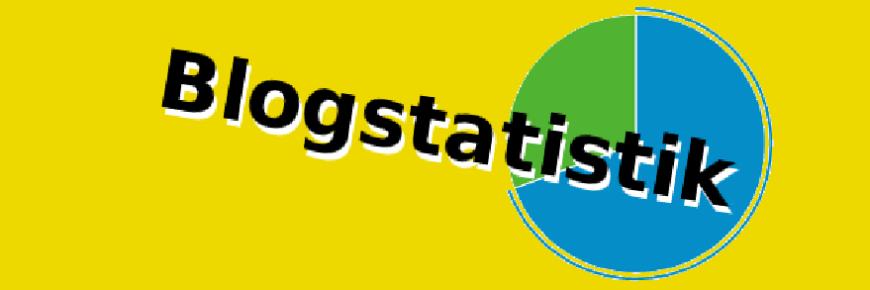 Blogstatistik: Ein Jahr online!