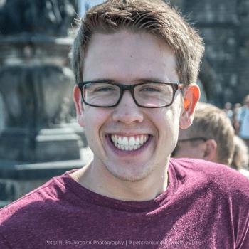 Nach dem Abitur ins Ausland: Steffen (21) hat ein FSJ in New York gemacht. | Peter R. Stuhlmann