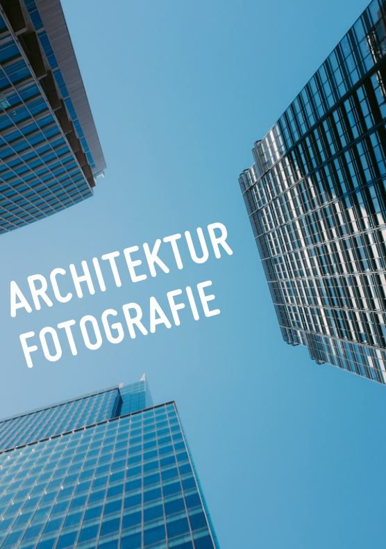 E-Book-Cover: Architektur-Fotografie