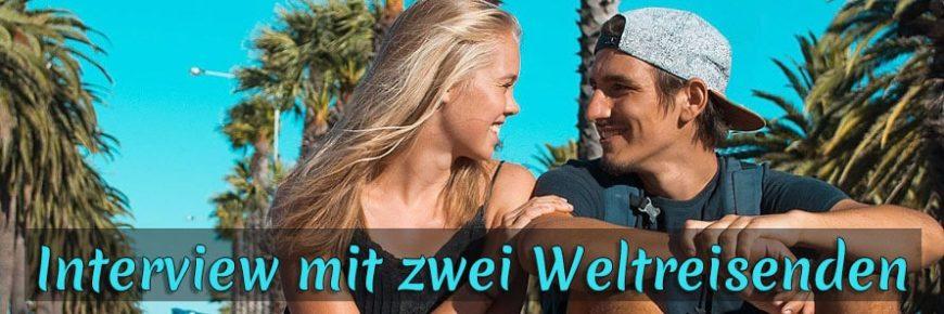 Nach dem Abitur ins Ausland: Interview mit zwei Wletreisenden | Peter R. Stuhlmann | peteraroundtheworld - © Foto: Hannah Dürr
