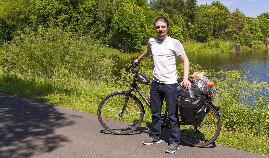 Mit dem Fahrrad um die Müritz | Urlaub an der Müritz | Peter R. Stuhlmann