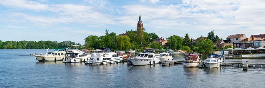 Urlaub an der Müritz, Hafen von Röbel | Peter R. Stuhlmann | peteraroundtheworld