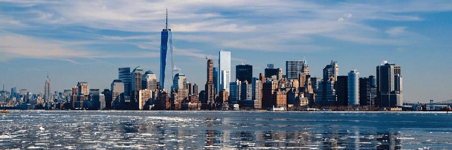 Nach dem Abitur ins Ausland: New York City - Skyline Manhattan | Peter R. Stuhlmann | peteraroundtheworld.com